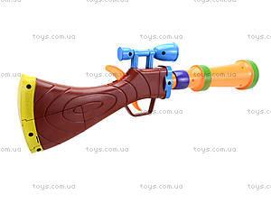 Игрушечный пистолет с лазером для детей, XC389-3, детские игрушки