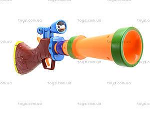 Игрушечный пистолет с лазером для детей, XC389-3, магазин игрушек
