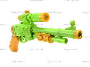 Игрушечный пистолет с присосками, 1138, купить