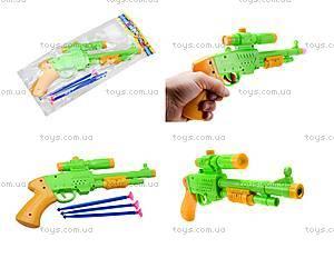 Игрушечный пистолет с присосками, 1138