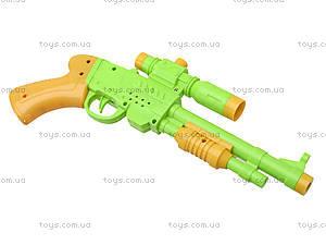 Игрушечный пистолет с присосками, 1138, игрушки