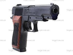 Игрушечный пистолет с пульками для детей, SP-3, отзывы