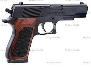 Игрушечный пистолет с пульками для детей, SP-3, игрушки