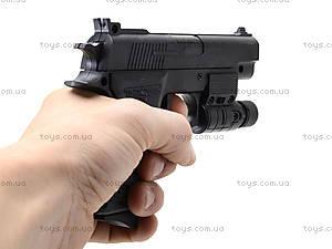 Игрушечный пистолет с пульками и лазером, M-303R?, купить