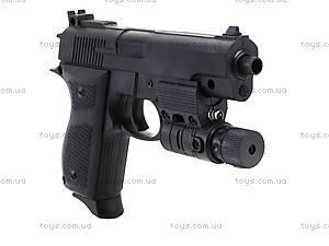 Игрушечный пистолет с пульками и лазером, M-303R?, игрушки