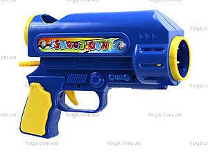 Игрушечный пистолет с шариками, 604, фото