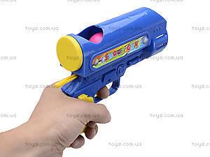 Игрушечный пистолет с шариками, 604, отзывы