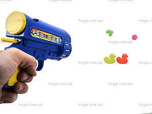 Игрушечный пистолет с шариками, 604, игрушки