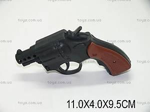 Игрушечный пистолет-трещетка в пакете, 619B2