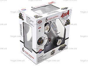 Игрушечный радиоуправляемый джип, стреляющий снарядами, 9470-1234, детские игрушки