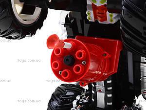 Игрушечный радиоуправляемый джип, стреляющий снарядами, 9470-1234, toys