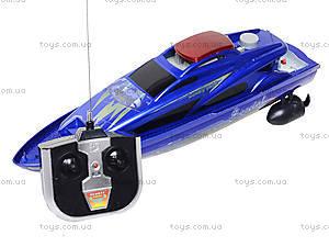 Игрушечный радиоуправляемый катер First Motor, 26A-17, игрушки