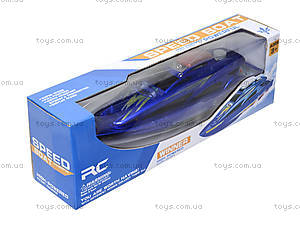 Игрушечный радиоуправляемый катер First Motor, 26A-17, toys.com.ua