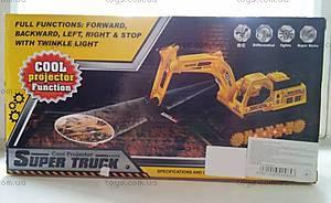 Игрушечный радиоуправляемый трактор, 886-1, купить