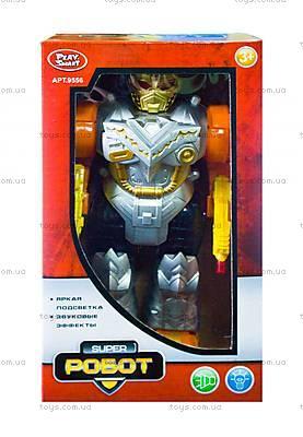 Игрушечный робот для детей, 9556