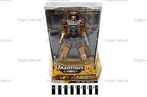 Игрушечный  робот-трансформер, 80305A-2