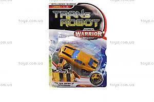 Игрушечный робот - трансформер, 4068