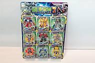 Игрушечный робот-трансформер, 9 видов, 69607, фото