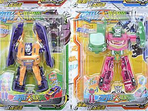 Игрушечный робот-трансформер на планшете, 304-8, купить