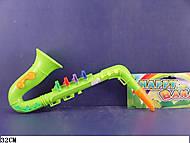 Игрушечный «Саксофон», 2005B, отзывы