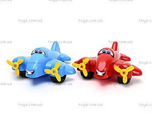 Игрушечный самолет «Максик», 3701, детские игрушки