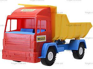 Игрушечный самосвал Mini truck, 39208, фото