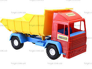 Игрушечный самосвал Mini truck, 39208, отзывы