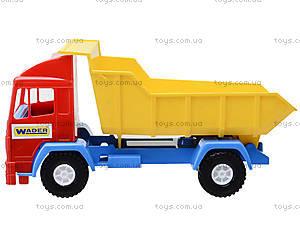 Игрушечный самосвал Mini truck, 39208, цена