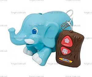 Игрушечный слон на дистанционном управлении, K13421, купить