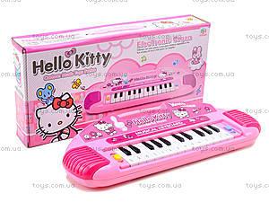 Игрушечный синтезатор Hello Kitty, 901-106