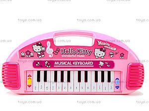 Игрушечный синтезатор Hello Kitty, 901-106, игрушки