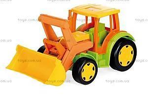 Игрушечный трактор  «Гигант», 66005