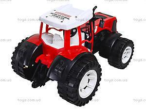 Игрушечный трактор с прицепом для детей, 0488-218, отзывы
