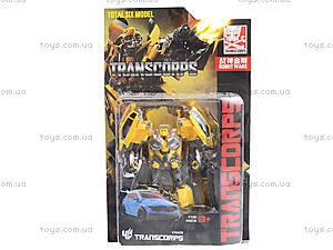 Игрушечный трансформер для детей «Транспорт», 622052, магазин игрушек