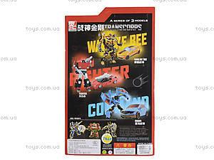 Игрушечный трансформер для детей «Транспорт», 622052, toys.com.ua