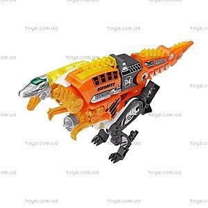Игрушечный трансформер-динобот «Велоцираптор», SB378, фото