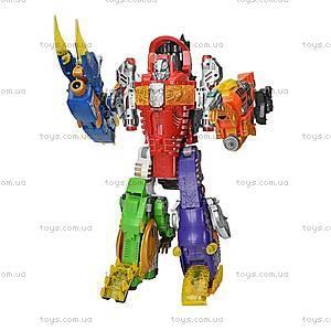 Игрушечный трансформер-динобот «Велоцираптор», SB378, игрушки