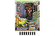 Игрушечный трансформер-пистолет Dinobots, SB201-2, фото
