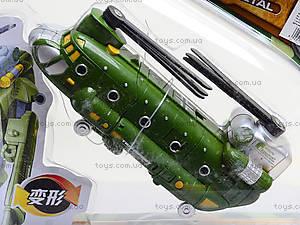 Игрушечный трансформер «Самолет-истребитель», KY80306R-5, купить