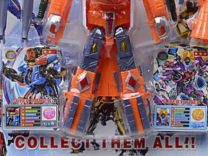 Игрушечный трансформер «Транспорт», 8001A-H, детские игрушки