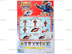 Игрушечный трансформер «Транспорт», 8001A-H, магазин игрушек