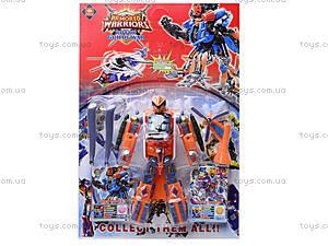 Игрушечный трансформер «Транспорт», 8001A-H, toys