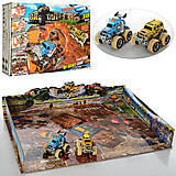 Игрушечный трек для машин Monster Truck, 8888-25