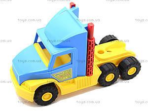Игрушечный трейлер Super Truck, 36640, отзывы