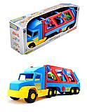 Игрушечный трейлер Super Truck, 36640, купить