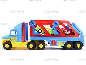 Игрушечный трейлер Super Truck, 36640, цена