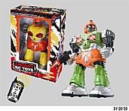 Игрушечный управляемый робот с эффектами, TT2013, игрушки