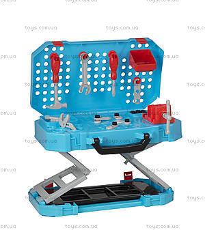 Игрушечный верстак с инструментами Smart, 1416159, цена