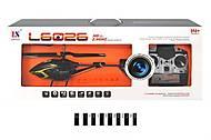 Игрушечный вертолет с видеокамерой, L6026, фото
