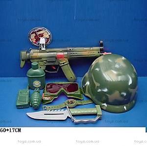 Игрушечный Военный набор, 8015